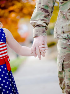 Positive Reinforcement ABA serving military families and more